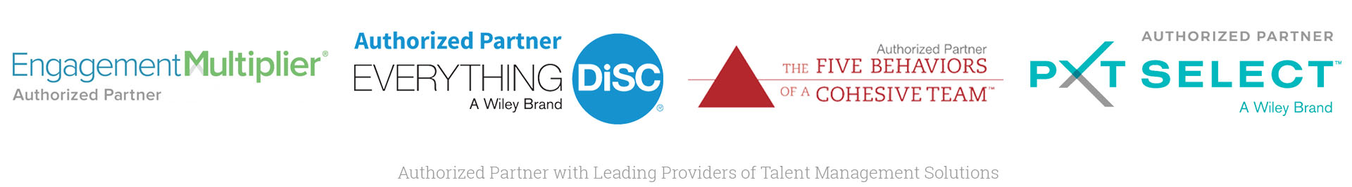 Executive Talent Finders Partner Logos