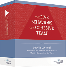 Five Behaviors™ Team Development Facilitation Kit