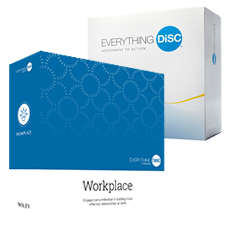 Everything DiSC Workplace Facilitation Kit Graphic